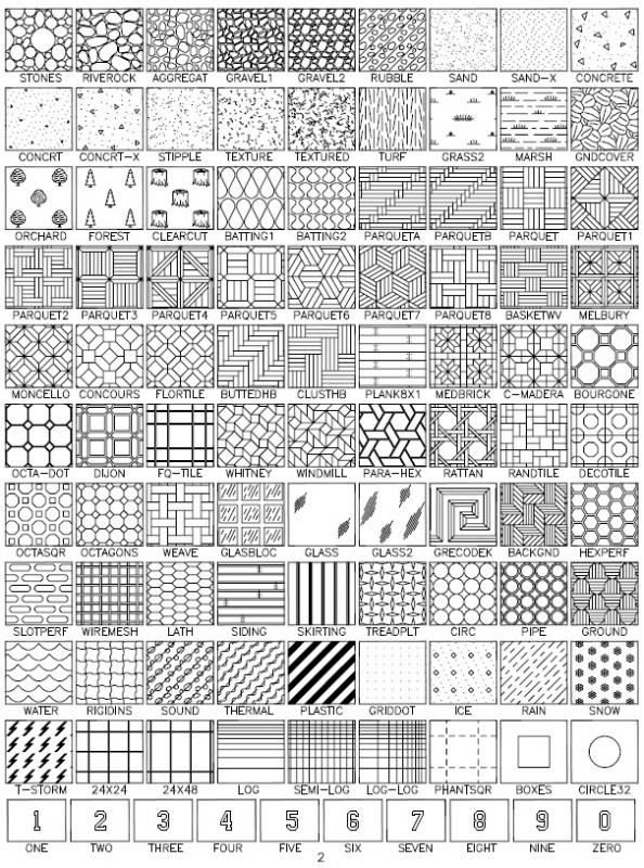 Wood Hatch Patterns Free Download