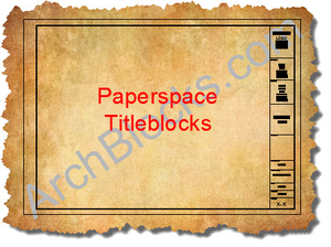 ArchBlocks Architectural Titleblocks in Paperspace