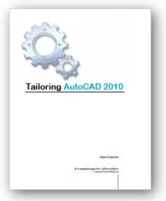 Tailoring AutoCAD 2010