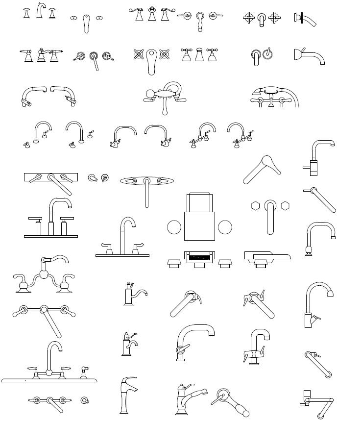 Impressive Plumbing Symbols AutoCAD Blocks 688 x 859 · 120 kB · jpeg