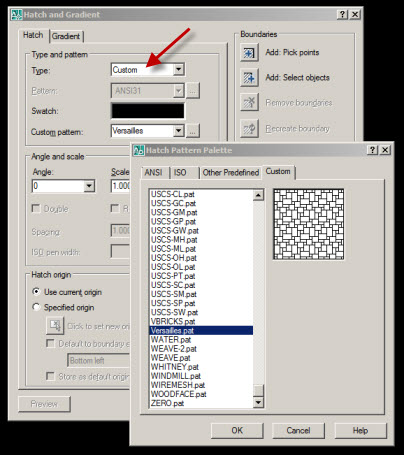 AutoCAD 2008 Cutom Menu