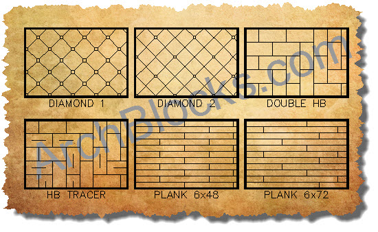 CAD Fill Hatch Patterns 04