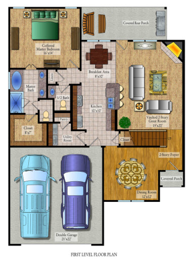 ArchBlocks CAD Blocks AutoCAD Floorplan